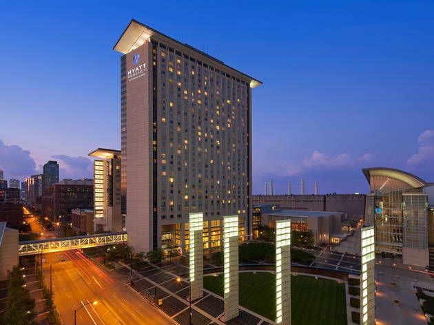 The Best South Loop Hotels