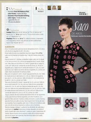 TEJER: 20 diseños exclusivos para la temporada elaborados con los dedos. | Variasmanualidades's Blog