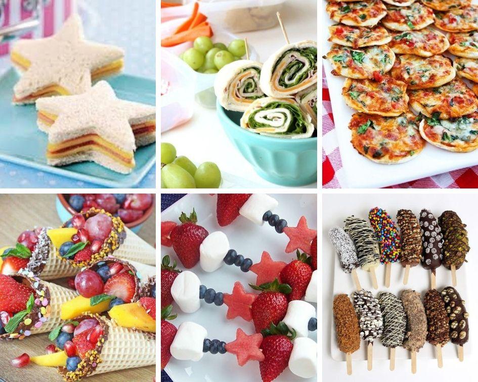Kids birthday party food ideas + voucher code - Tammymum