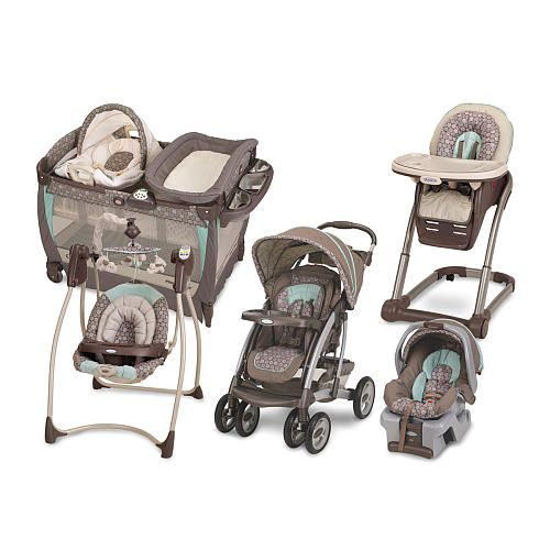 The Graco Blossom 4 In 1 Seating High Chair In Capri Is Designed To