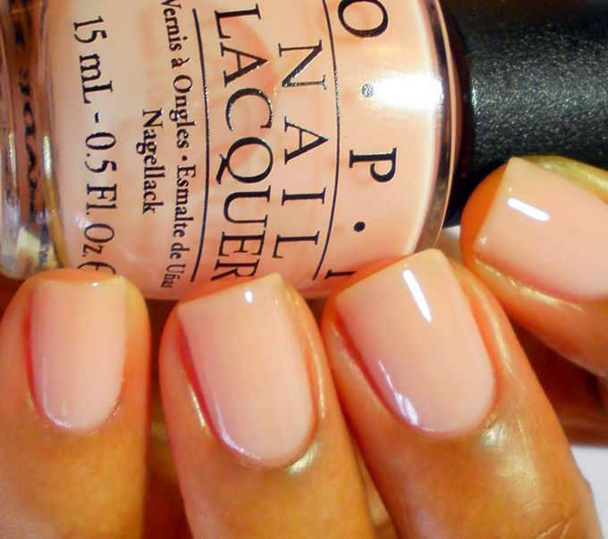Best Wedding Nail Polish Opi - Creative Touch