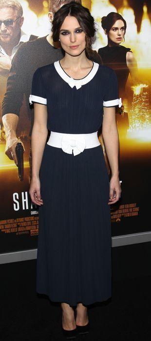 Keira Knightley in #Chanel