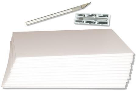 Carton Plume Blanc Epaisseur 5 Mm Carton Plume Et Polystyrene 10 Doigts Carton Plume Carton Mousse Carton
