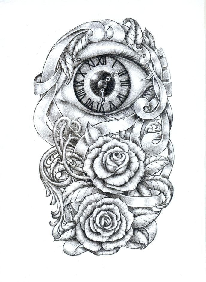 Custom tattoo designer RadeCupo Tattoo