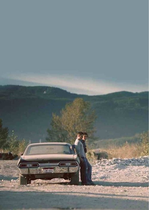 Image via We Heart It deanwinchester iphone