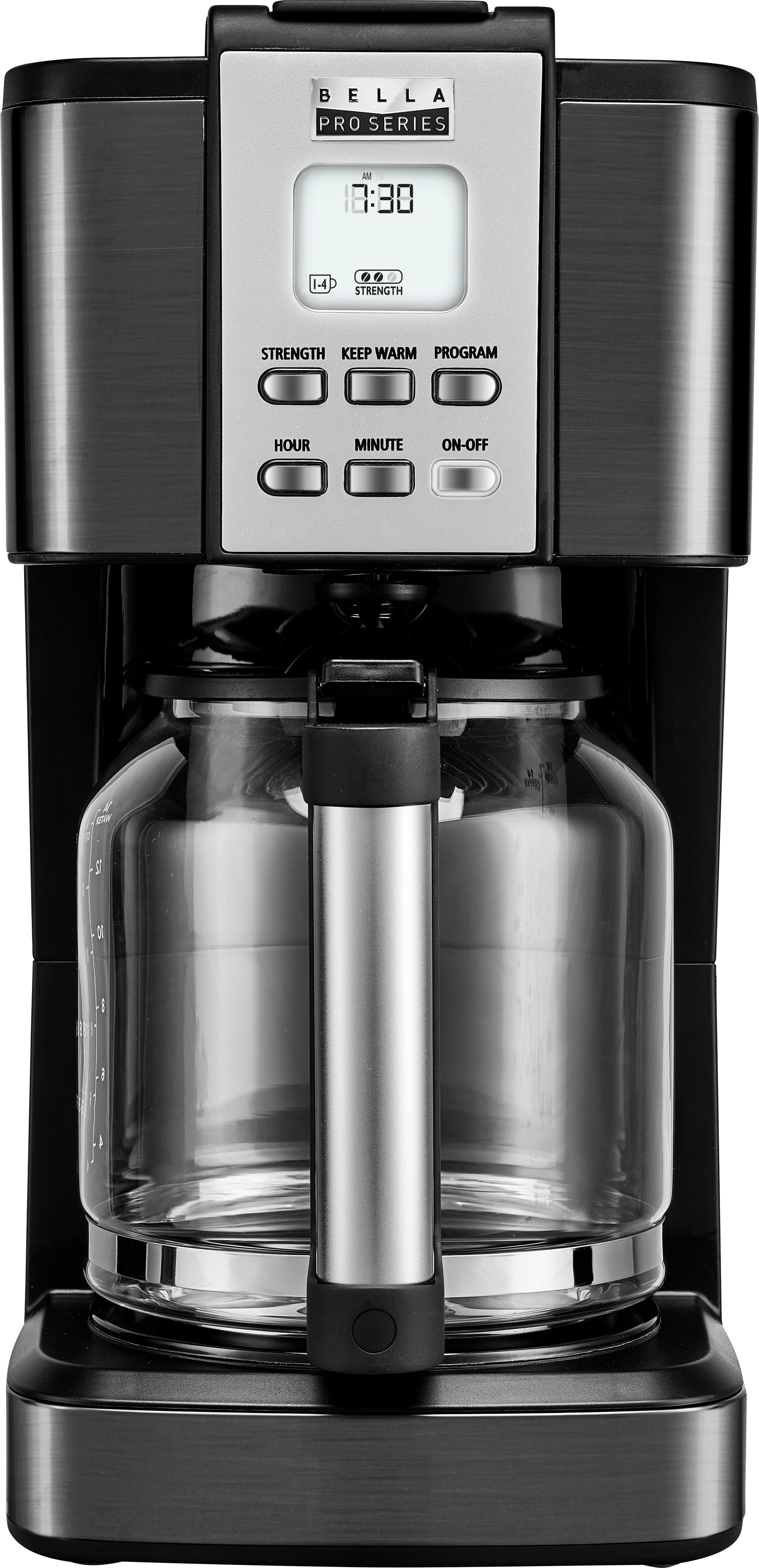 Breville The Precision Brewer Thermal 12 Cup Coffee Maker Brushed Stainless Steel Coffee Maker Thermal Coffee Maker Coffee