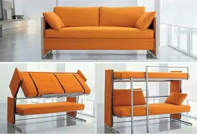 Sillon Camarote Couch Bunk Beds Cool Couches Futon Bunk Bed