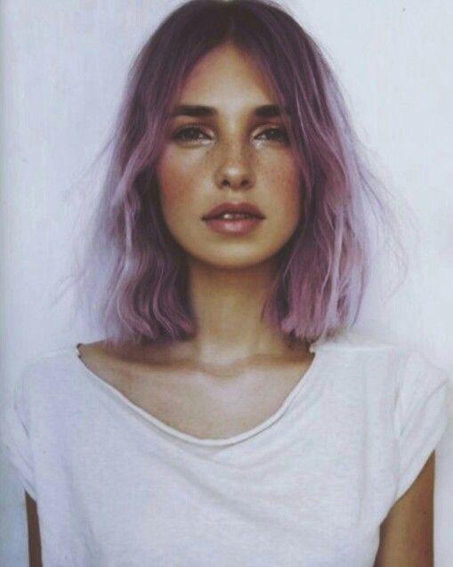 Perfect Purple hair