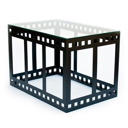 cinema end table filmstrip end table by image improved 574 99