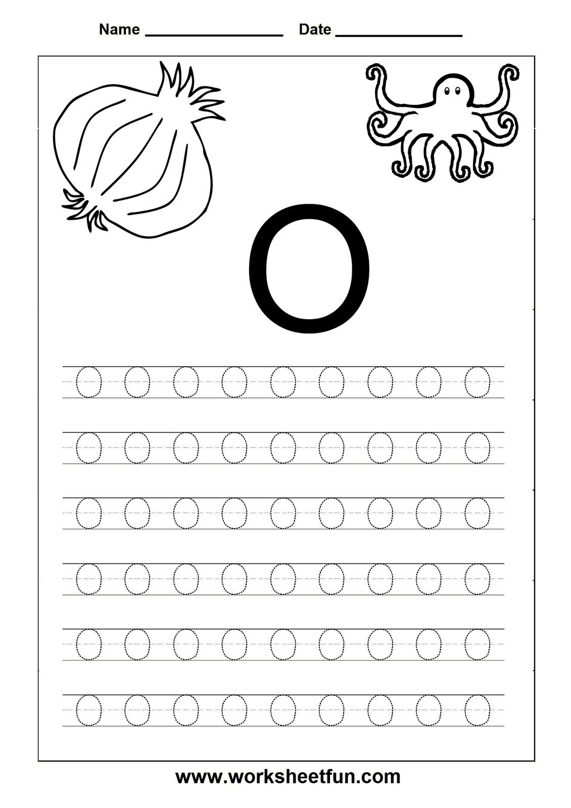Worksheetfun Free Printable Worksheets Alphabet Worksheets Letter O Worksheets Homework Letter [ 1600 x 1130 Pixel ]