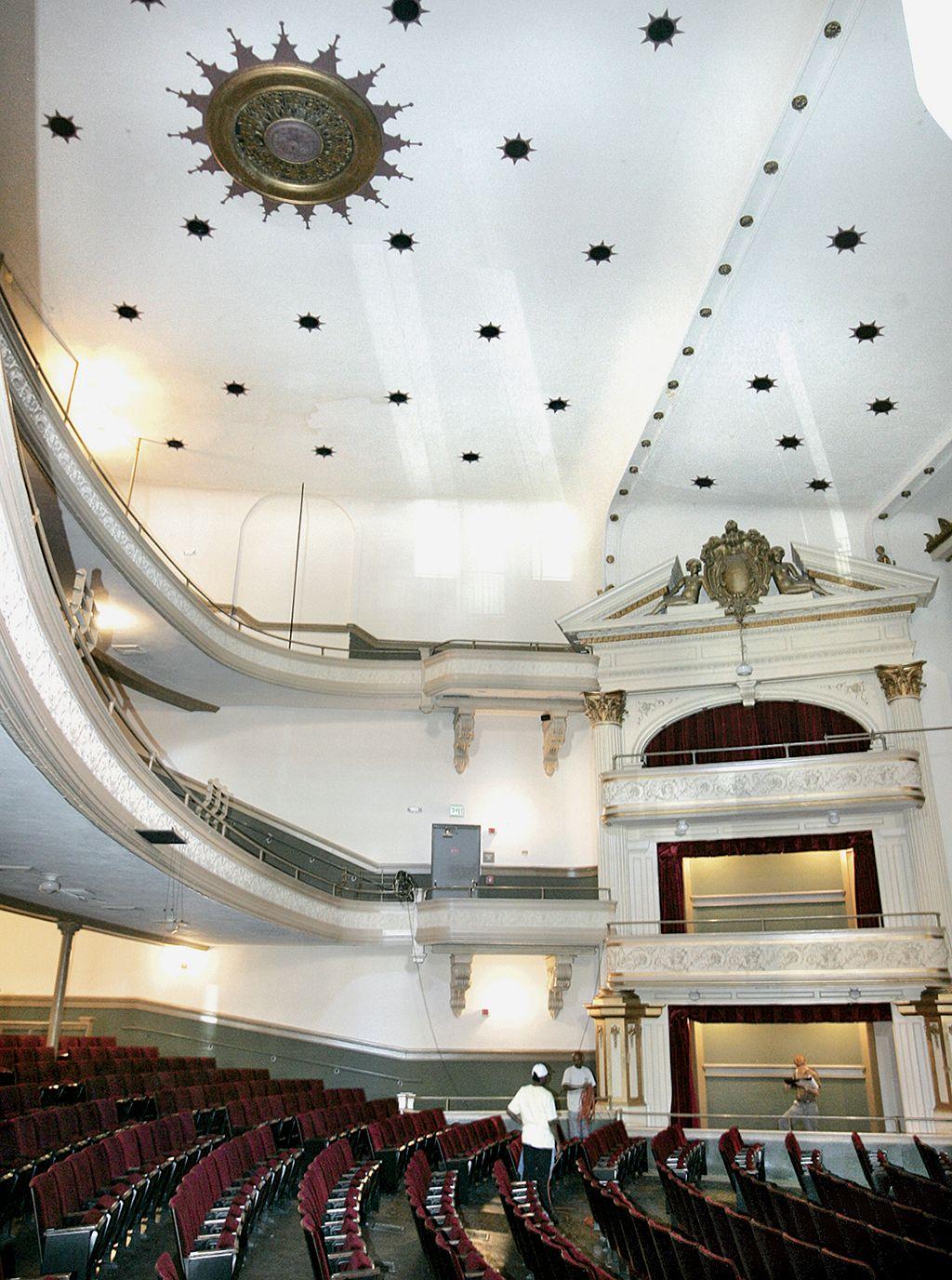 Bijou Theatre | Merit Construction