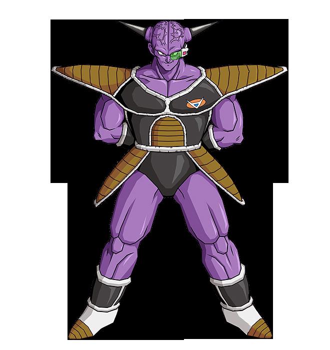 Ginyu - Dragon Ball Ginyu é o líder das forças especiais Ginyu que ...