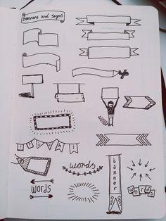 Titulos Decoracion De Cuadernos Diseños De Titulos Titulos Para