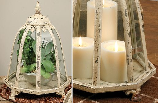 Our Cloche Is A Beautiful Large Antique Cloche That Can Be