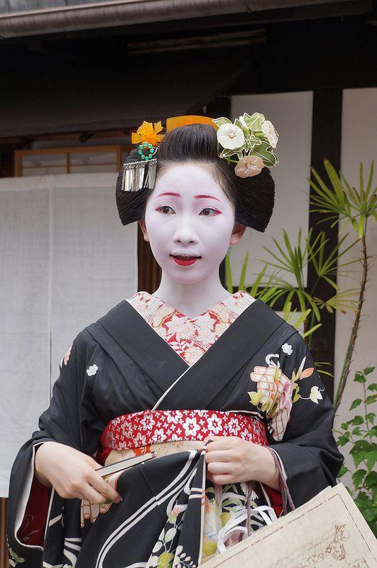 Great morning glory kanzashi!