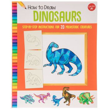 How To Draw Dinosaurs #prehistoriccreatures