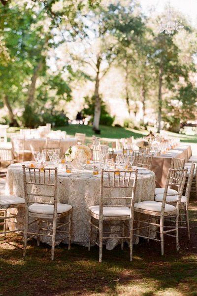Charmant Lace Wedding Details