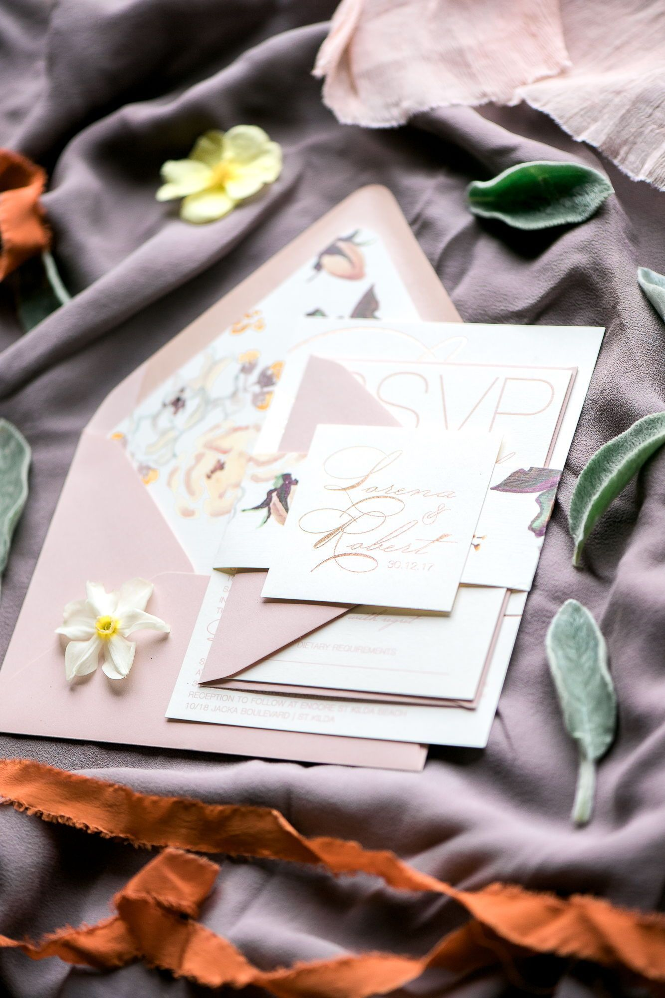 Super Viral Jupiter And Juno Wedding Invitation Suite Jessica