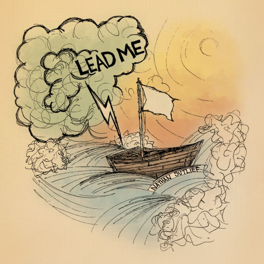 Lead Me- Nathan Sutlief  this guys music is so good. please check out his music and buy it!