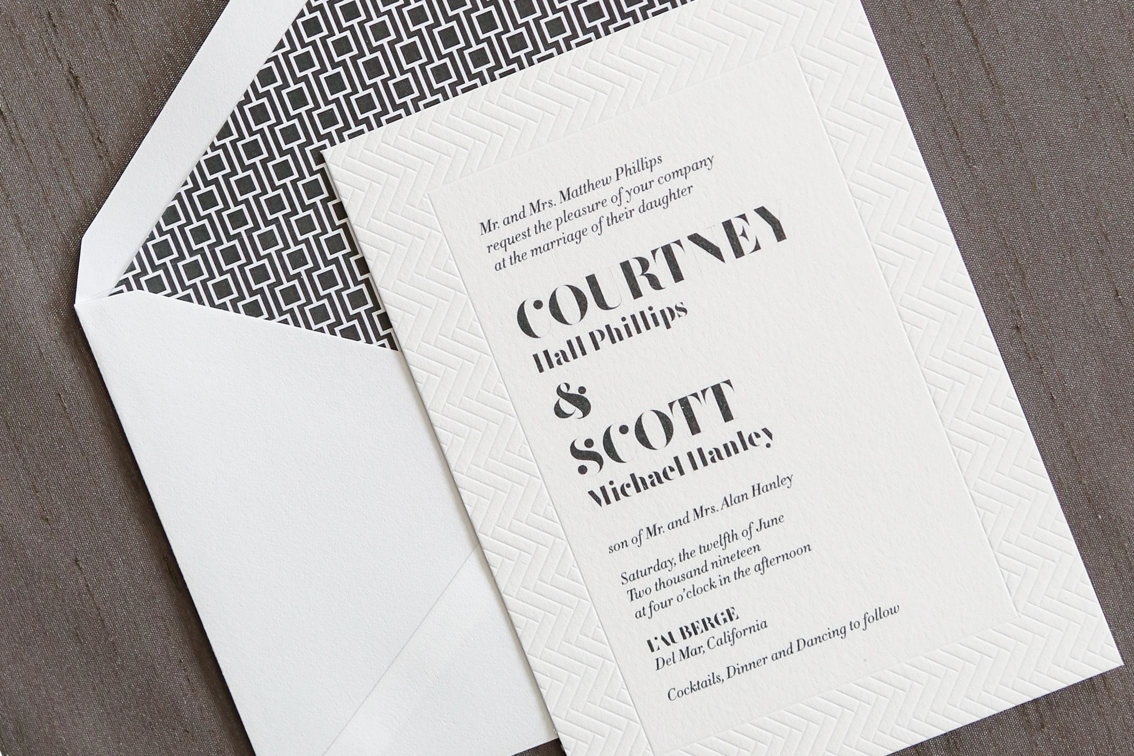 Thermography Wedding Invitations Thermography Is Actually Quite