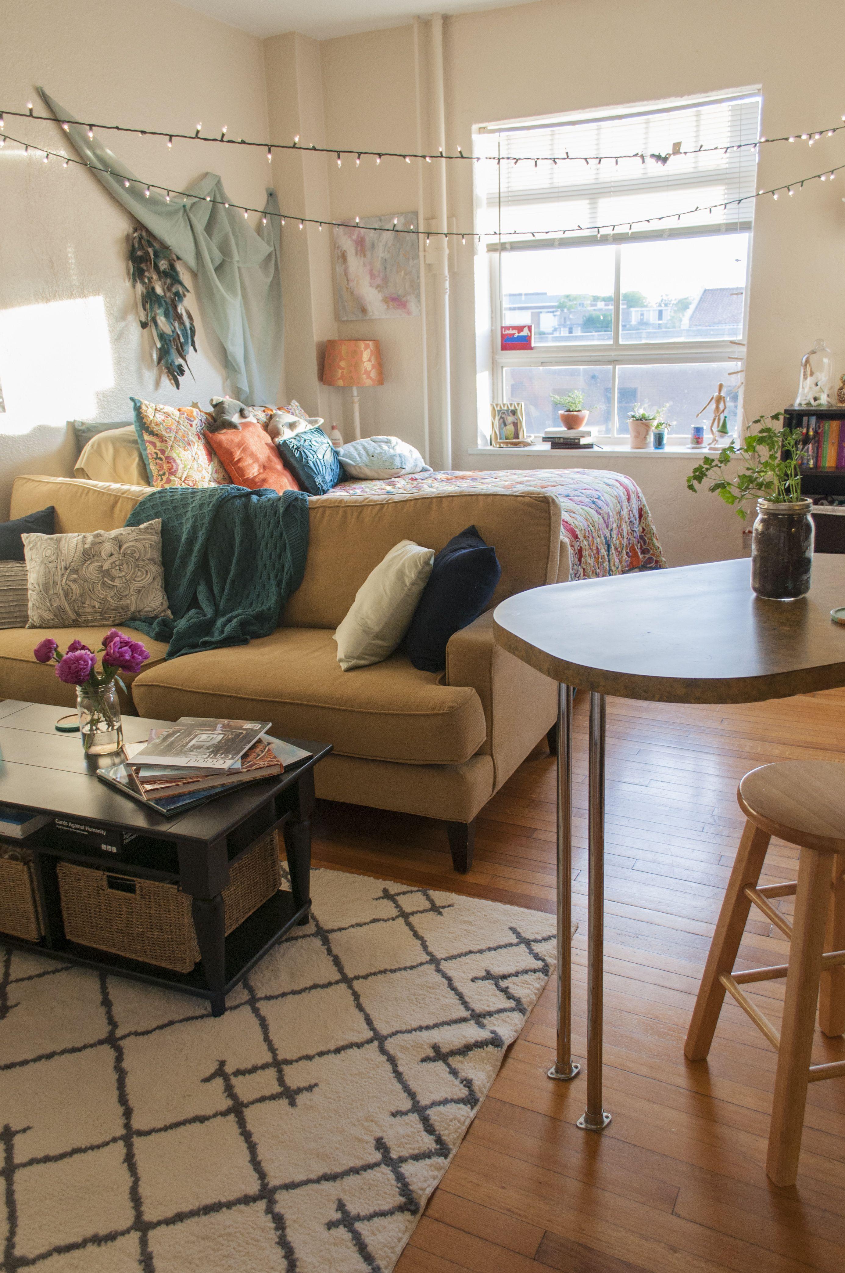 400 Sq Foot Studio Apartment In Birmingham Alabama Creativees