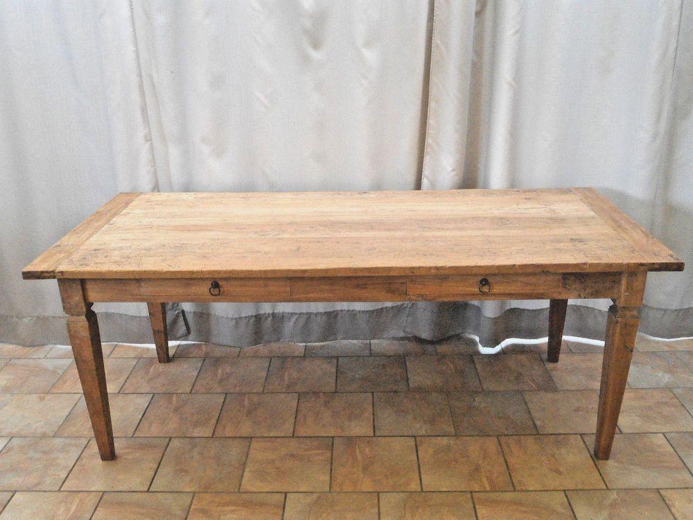 Esstische Holz Ausziehtisch , Der Tisch Ist Aus Massivem Teak Holz Ca 60 80 Jahre Alt Gebraucht