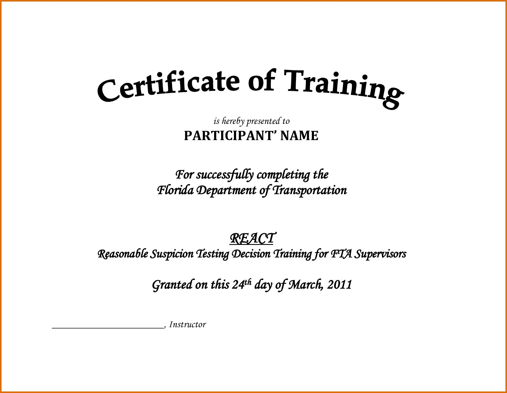 Army Drivers Training Certificate Template Fresh 70x7 Certificate Of Course Certificate Of Completion Template Certificate Of Completion Certificate Templates