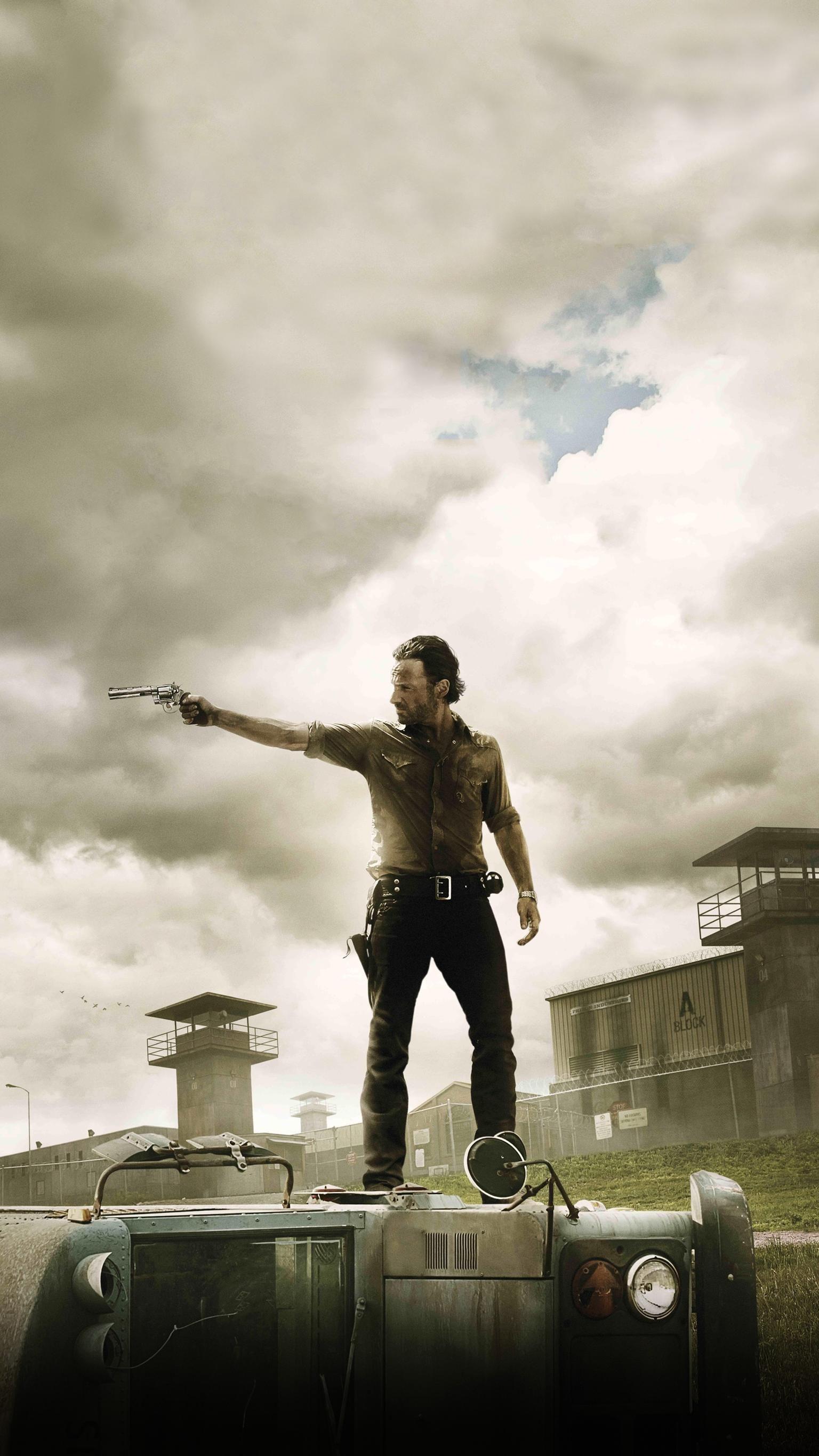 The Walking Dead Phone Wallpaper Walking Dead Wallpaper The