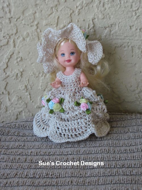 Crochet Pattern Central Barbie Clothes : Crochet Kelly Doll Clothes Kelly Doll Patterns Pinterest