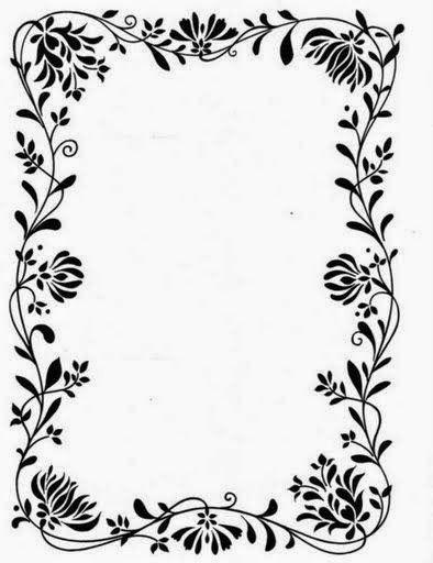 Flores: Marcos, Toppers o Etiquetas para Imprimir Gratis. | Bodas ...