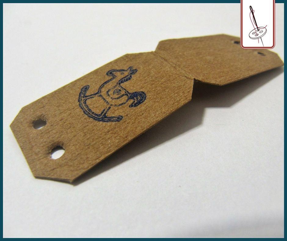 SnapPap-Labels selbermachen von Lange Hand | Nähen | Pinterest | Nähen