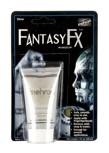 Mehron Fantasy FX Face and Body Make Up Silver 30ml has been published at http://www.discounted-skincare-products.co.uk/mehron-fantasy-fx-face-and-body-make-up-silver-30ml/