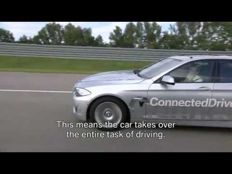 Bmw Is Making Cars That Drive Themselves Bmw