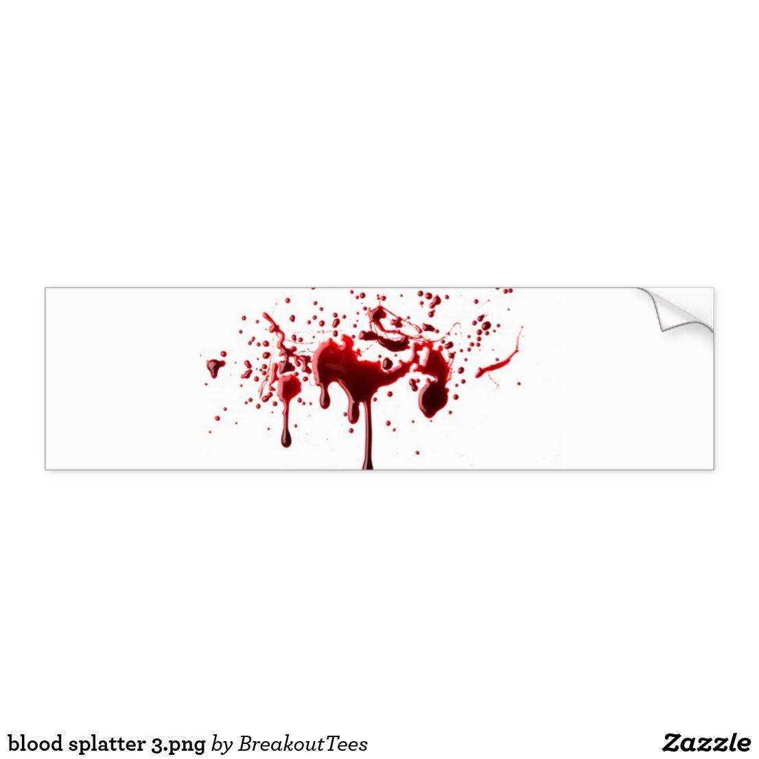 Pin On Blood Splatter Gear