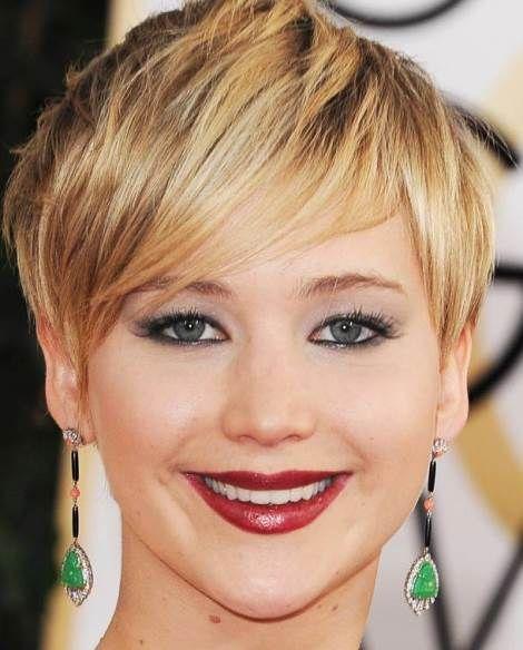 20 Wunderschöne Looks Mit Pixie Cut Für Rundes Gesicht Hair In