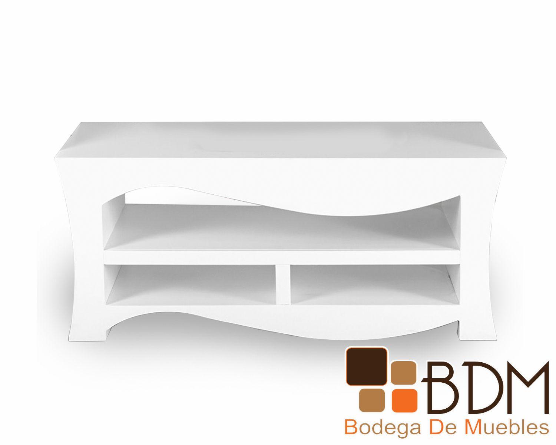 Mueble moderno para tv boid for Muebles para television de madera modernos