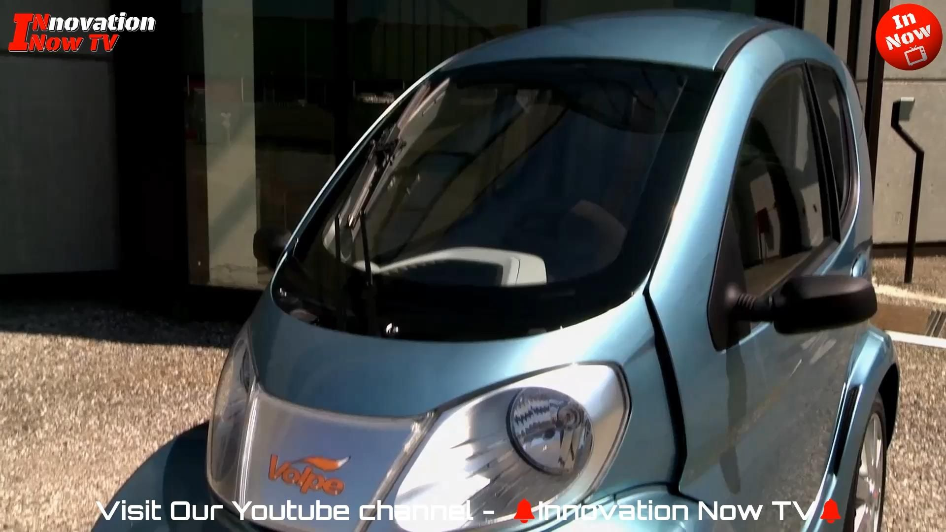 Youtube Channel 🔔Innovation Now TV🔔  Volpe is the acronym that stands for Light, Emission Free Vehicles, made by Zagato in Italy.   Credit:  Zagato Volpe          topspeed.com  #zagato #microcars #tinycars #micromobiles #mobility #electricvehicle #electriccars #amazingvehicles #personaltransportation #personaltransportvehicles #personaltransportationdevice #gadgets #inventions #machines #amazing #cool #extreme #technology #innovation #vehicle
