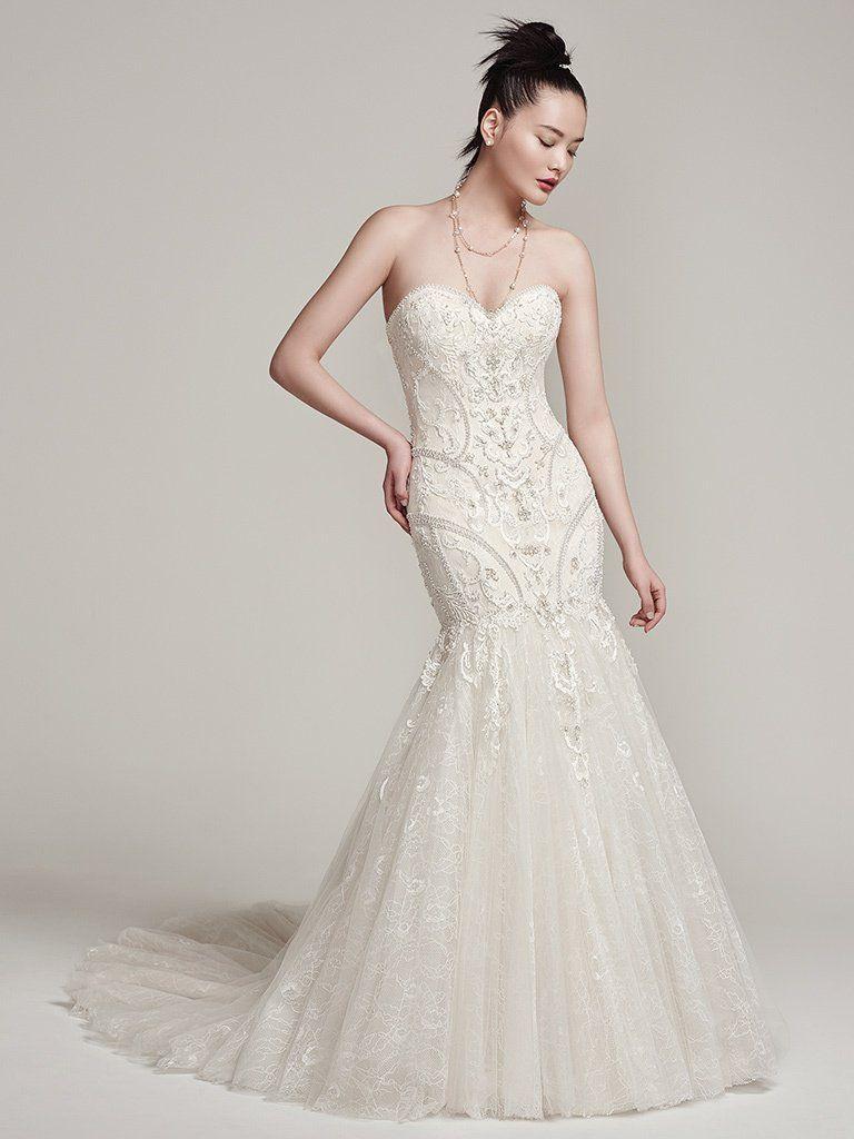 Nina Wedding Dress by Sottero and Midgley | Sottero and Midgley ...