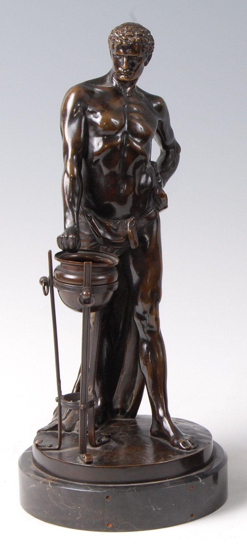 Expose II Female Nude Statue, STU-Home, AAWU76094A1