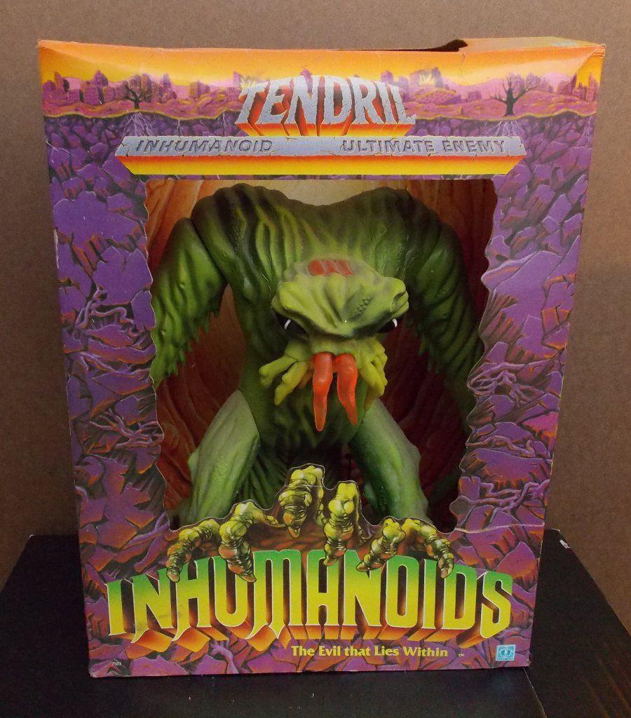 Inhumanoids tendril