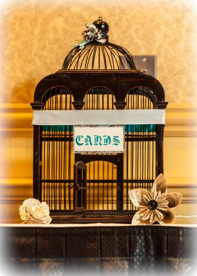 our card cage