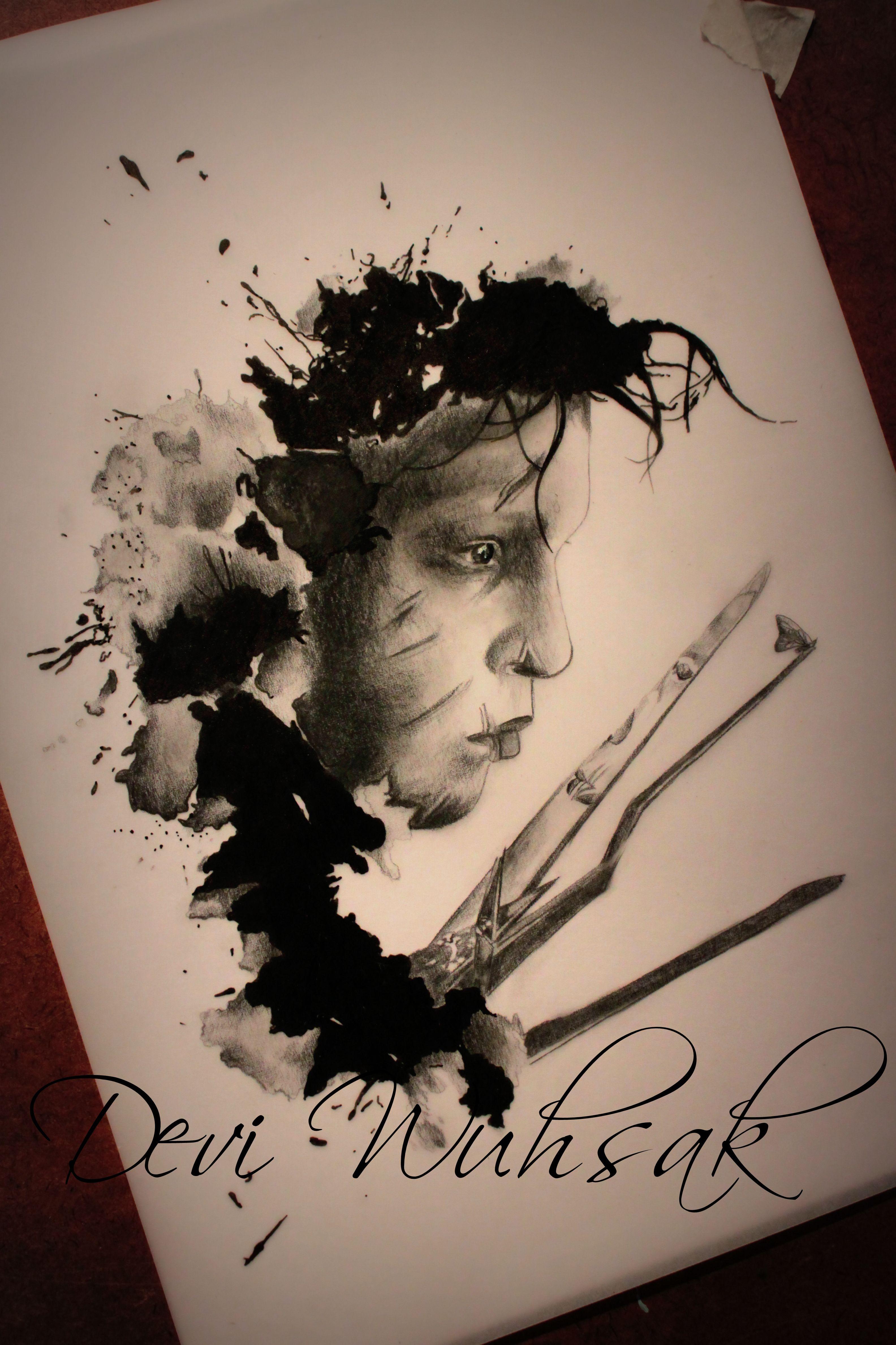 Edward Scissorhands   tattoo ideas   Pinterest   Barberia, Ideas de ...