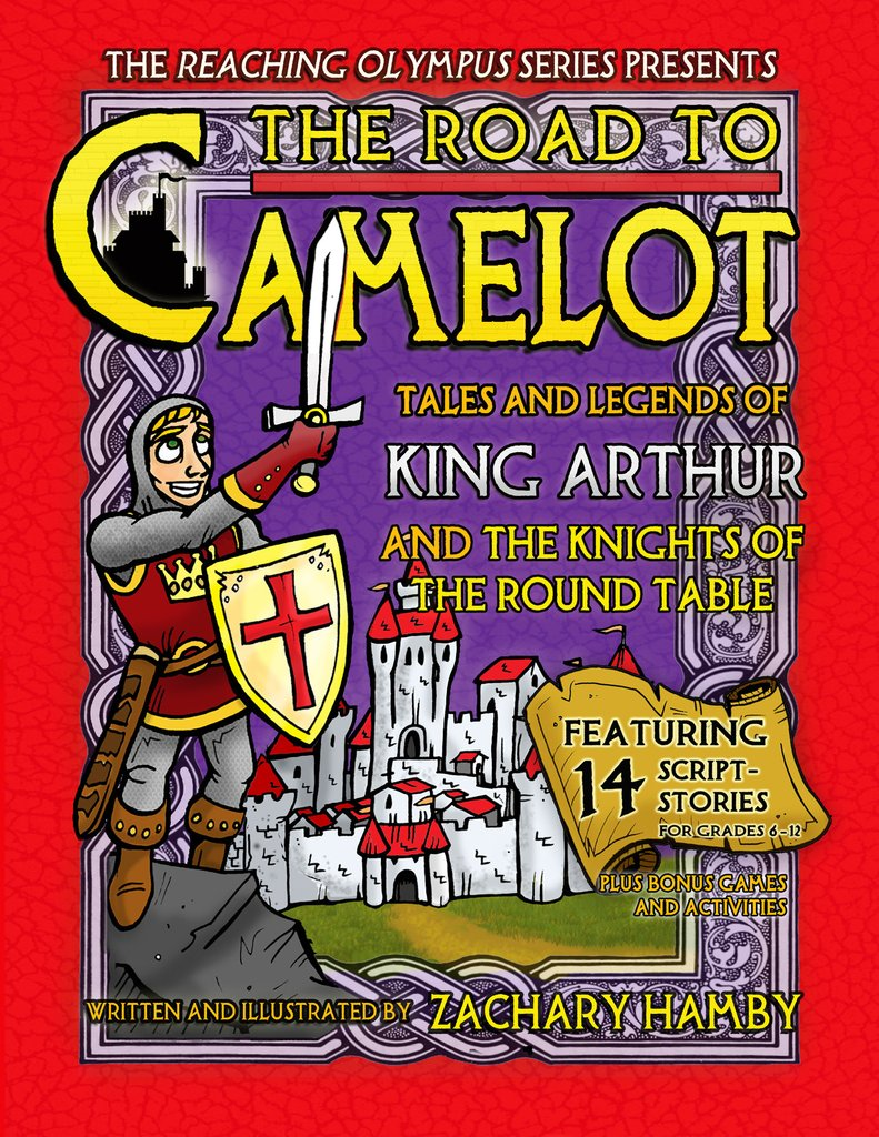 The Road To Camelot Tales And Legends Of King Arthur And His Knights Of The Round Table Digital Download Legend Of King King Arthur Camelot