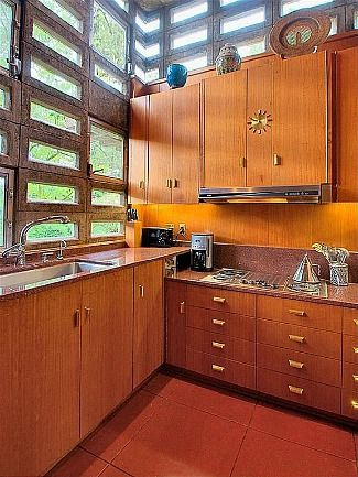 A famous frank lloyd wright house for sale usonian for Usonian house plans for sale