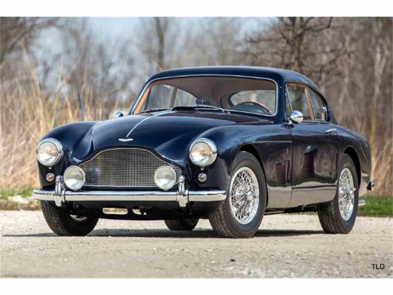 1958 Aston Martin Db4 For Sale Listing Id Cc 1049243 Classiccars Com Driveyourdream Astonmartin Aston Martin Aston Martin Db2 Aston Martin Db4