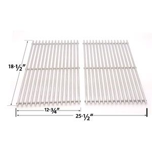 Stainless Steel Cooking Grid Replacement For Dcs 27 Series 27abq 27abqr 27bq 27brq And Members Mark B09pg2 4b Gas Grill Mod Grill Parts Gas Grill Bbq Parts