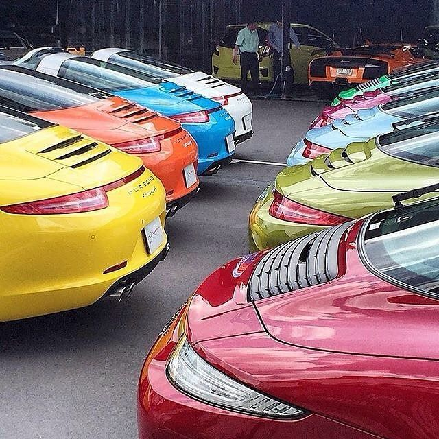Which Porsche for you?