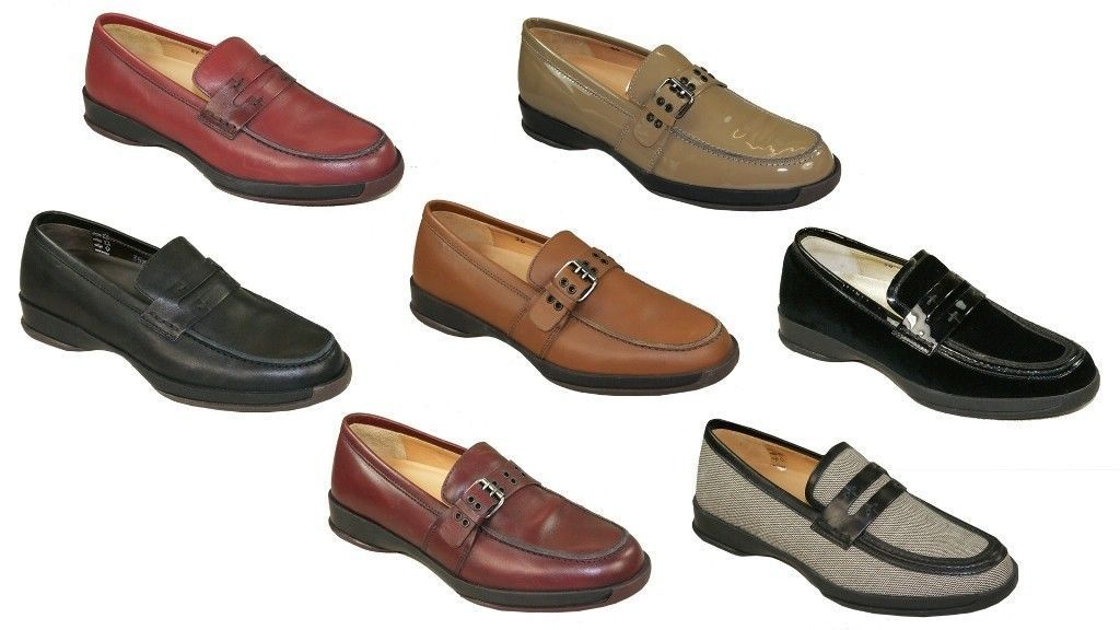 b552b62d71d Hogan Scarpe Loafers Slippers Size 35