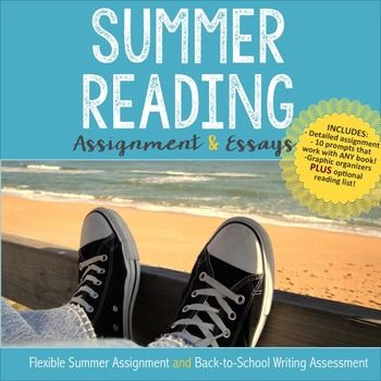 research abounds on the benefits of summer reading for students summer reading package assignment essay prompts optional reading lists