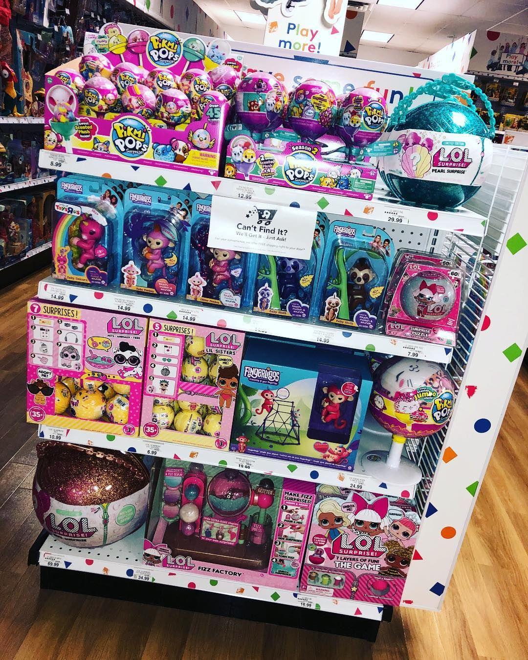 Lol Surprises Pikmi Pops Fingerlings D12r3 Toysrus Lolsurprise Pikmipop Fingerlings Lol Dolls Diy Jar Crafts Fun Crafts For Kids